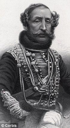 The Earl of Cardigan, led The Charge of the Light Brigade during the Battle of Balaclava in the Crimean War, on this day 25th October, 1854