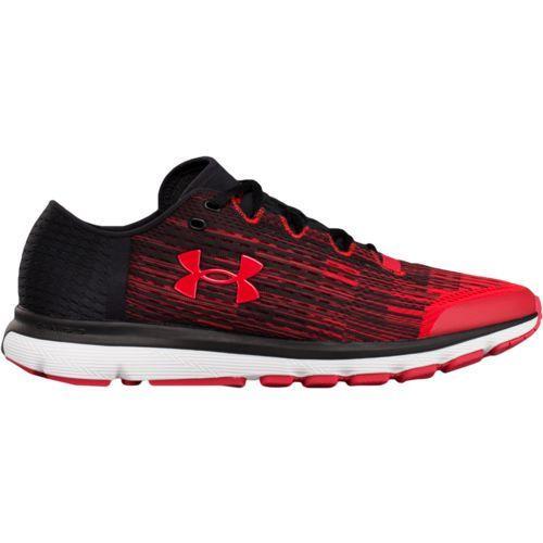 Under Armour Men's SpeedForm Velociti Graphic Running Shoes (Red, Size 7) - Men's Running Shoes at Academy Sports