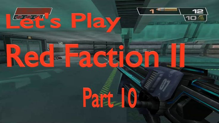 It's Monday! That means Red Faction 2!