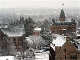 Tyler's first choice for college...fingers crossed!  St. Olaf College, Northfield, Minnesota  So Beautiful :)