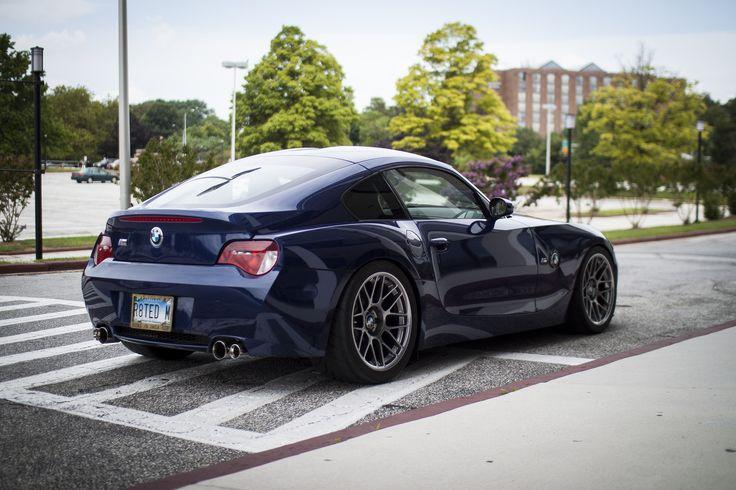 Calichase S Interlagos Blue Z4 M Coupe Bmw Z4 Bmw Z4