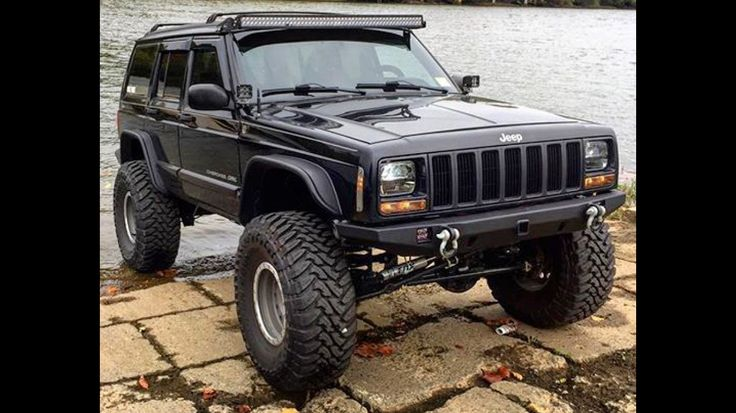 XJ From Jeep Beef