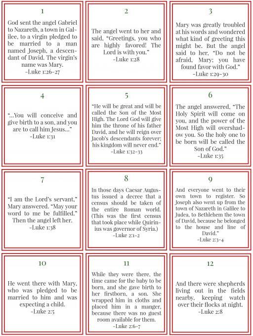 Advent Calendar Ideas Boyfriend : Best bible verse advent calendar ideas on pinterest
