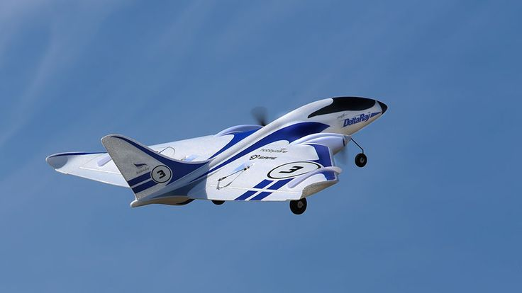 safe rc planes | ... Firebird Delta Ray RTF Electric Rc Plane with SAFE technology