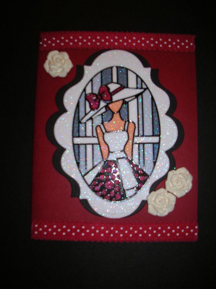 17 best images about cards glitter on pinterest for Elizabeth craft microfine glitter