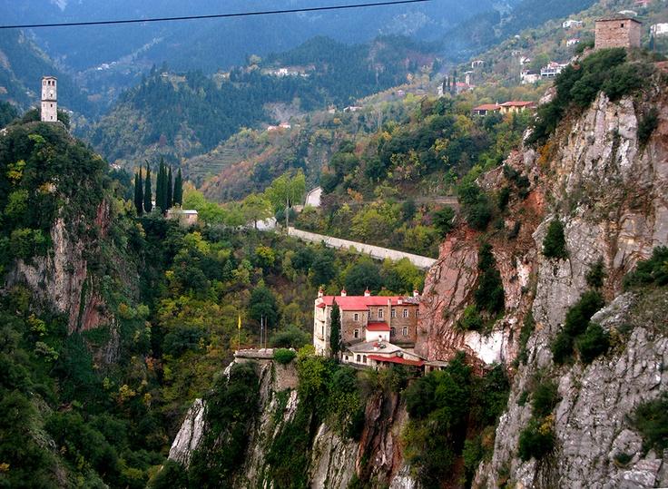 The Monastery of Proussos
