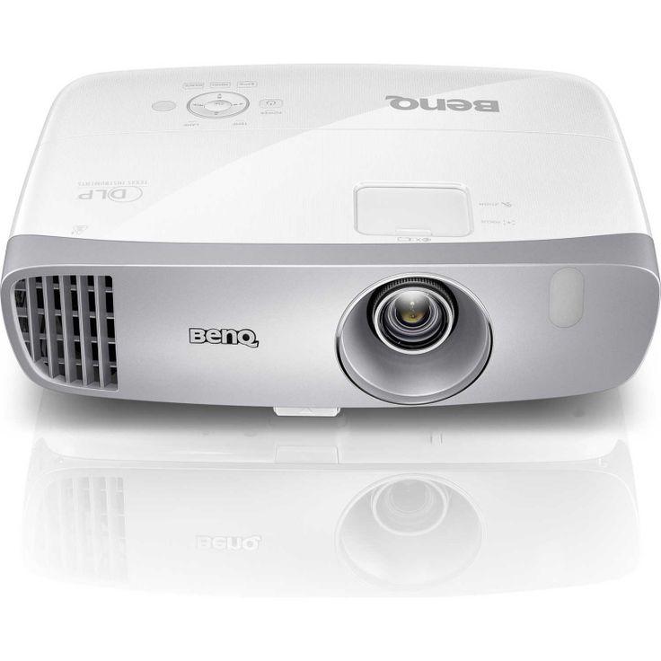 BenQ W1110 (HT2050) : le meilleur vidéoprojecteur Full HD 3D à moins de 1000 euros ?
