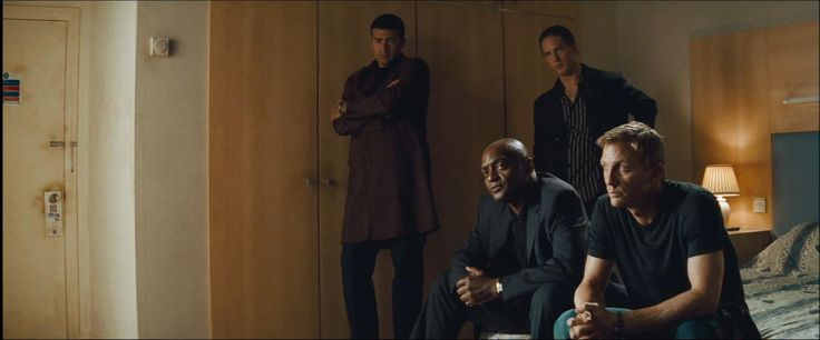 Tamer Hassan, Tom Hardy, George Harris, Daniel Craig Layer Cake (2004)