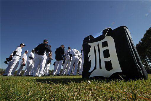 Tigers' Spring Training Scores & News Updates