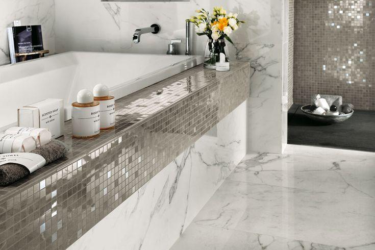 Marble tiles for bathroom walls flooring   Marvel - Atlas Concorde Champagne Onyx Shiny