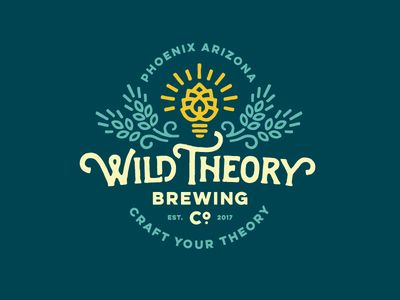 Wild Theory Brewing Co Logo