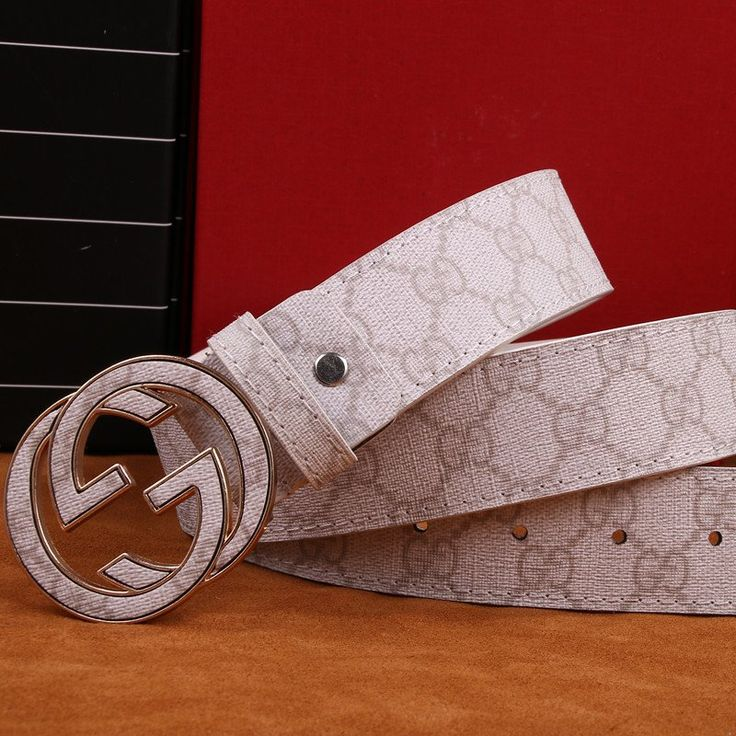 Limited Edition GG Luxury Belts