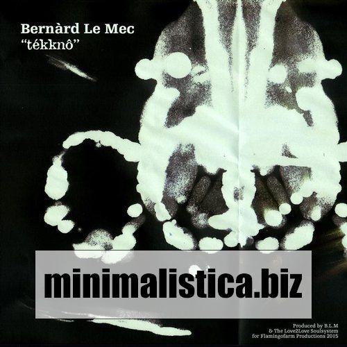 Bernard Le Mec  Tekknoe - http://minimalistica.biz/bernard-le-mec-tekknoe/