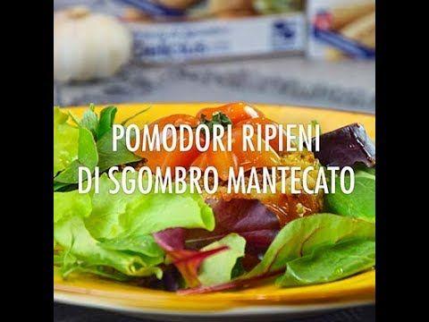 Pomodori Ripieni di Sgombro Mantecato | Chef in Camicia