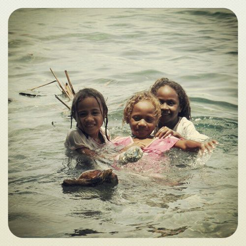 Solomon Islands Beach: Beach, Solomon Islands People