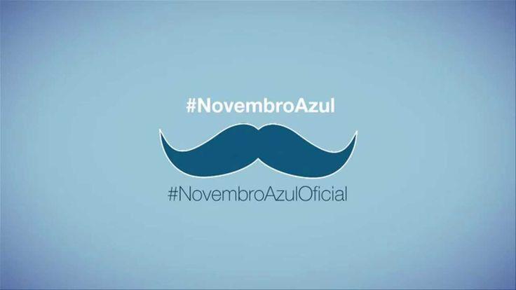 Novembro Azul 2015 - Campanha Nacional de Combate ao Câncer de Próstata