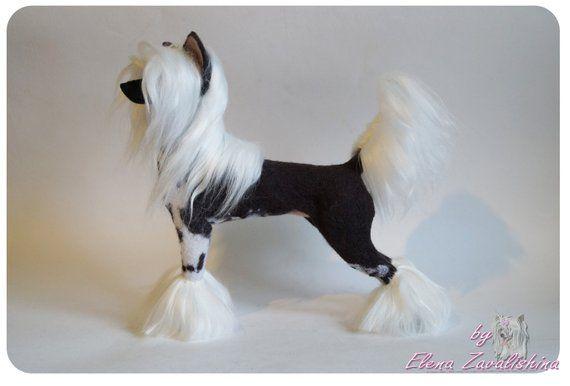 Felted Dog Needle Animal