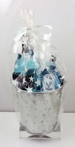 Detalle boda cubo gintonic blue para regalo invitados #Grandetalles
