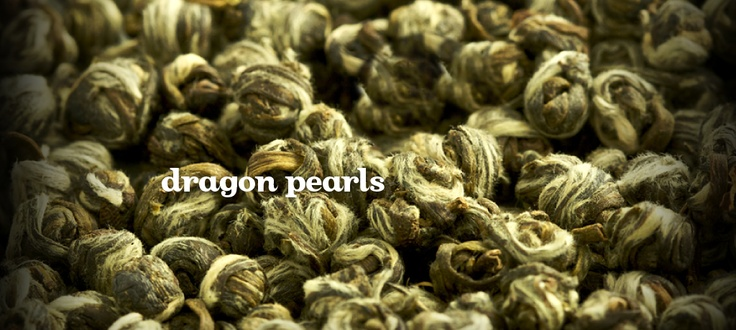 Dragon Pearls by DavidsTea    Out of stock :(