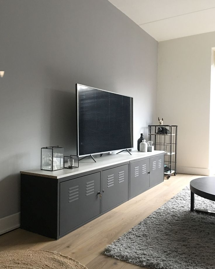 Ikea ps locker hack tv meubel