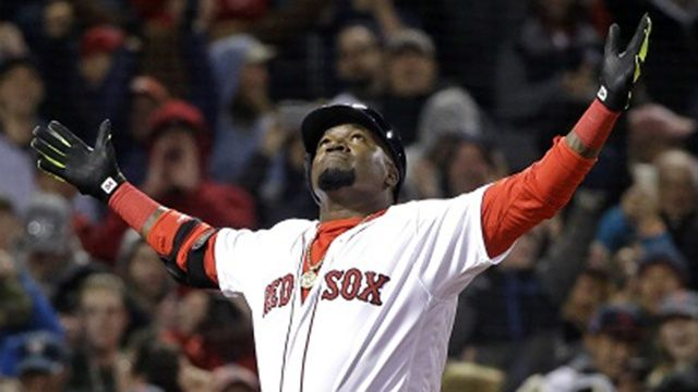Before the start of his last series in Yankee Stadium, Red Sox designated hitter David Ortiz has written a letter asking New York's fans to boo him.
