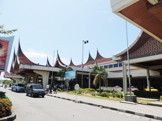 Minangkabau Airport, Indonesia