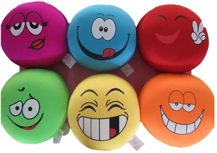 Tache Squishy Soft Crazy Smiley Faces Microbead Throw Cushions Pillow,Gift Ideas #TacheHomeFashion