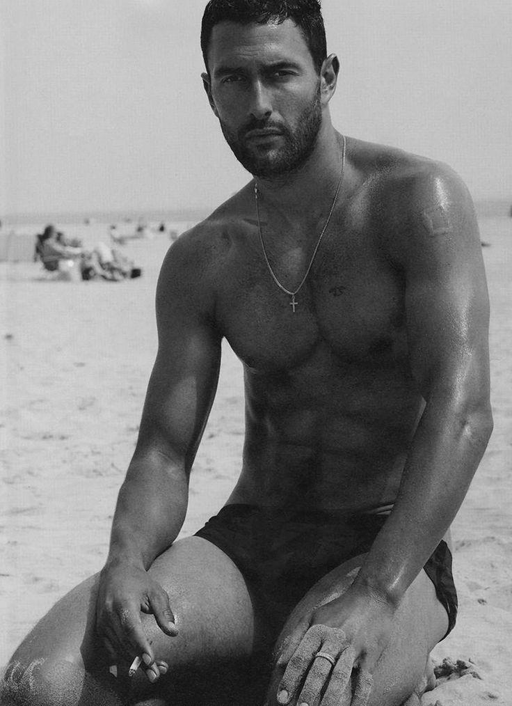 First Look Noah Mills for Details June/July 2015 | Models ...