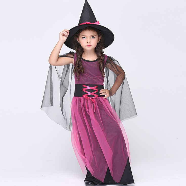 >> Click to Buy << Baby Girls Clothes Halloween Carnival Role Play Costume Childrens Europe and America Cosplay Dresses Children Kids Clothing #Affiliate