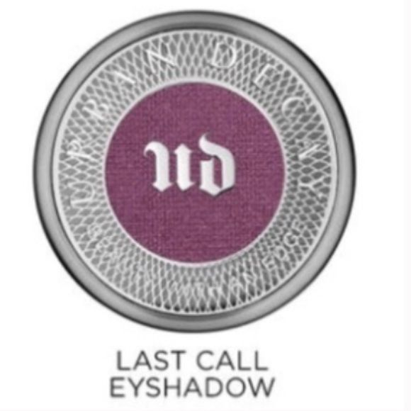 Shop Women's Urban Decay size OS Eyeshadow at a discounted price at Poshmark. Description: New!!! Urban Decay Full Sized Last Call Eyeshadow. Sold by tiedwithstring. Fast delivery, full service customer support.