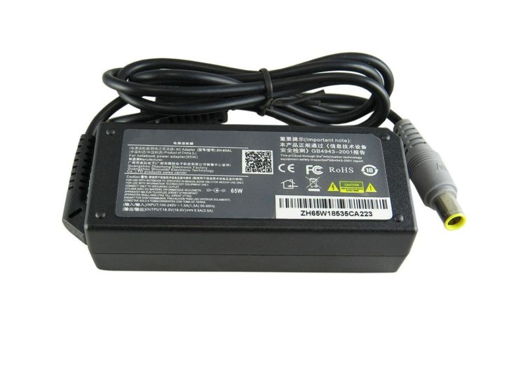 20V 3.25A 65W laptop AC power adapter charger for Lenovo Thinkpad T410 T410s T510 SL410