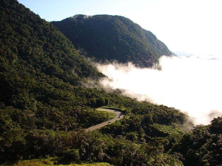 Serra Dona Francisca - Joinville, Santa Catarina