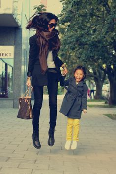 editorial mom with kids - Google Search
