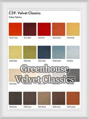 Greenhouse Fabric by the Yard: Velvet, Fire Retardant, Commercial | BestWindowTreatments.com