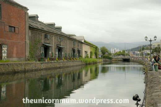 #Japan #Otaru #Hokkaido #water #canal #view #scenery #landmark #beautiful