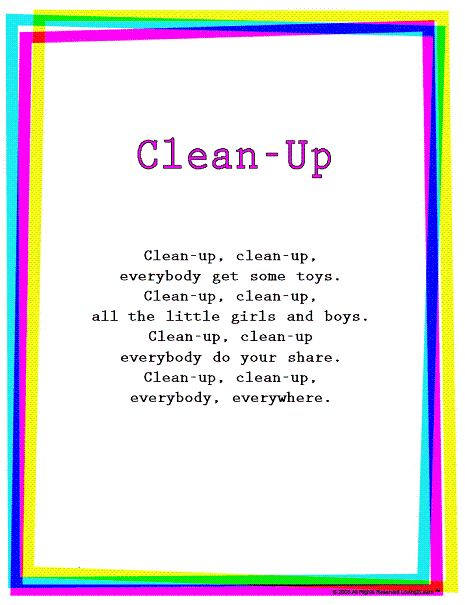 clean up song - Yahoo Image Search Results