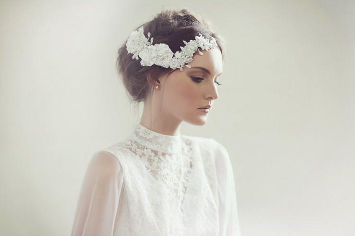 Alana - Viktoria Novak 2014 Collection. www.theweddingnotebook.com