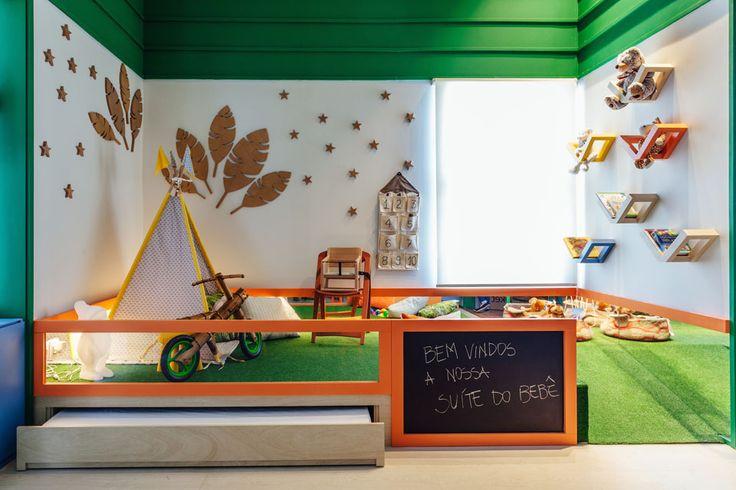 Selecionamos 5 projetos de Quarto de Bebê da CASACOR 2017, das mostras do Paraná, Balneário Camboriú, Minas Gerais, São Paulo e Rio Grande do Sul, que trouxeram propostas bem diferentes entre si mas igualmente encantadoras em beleza e estilo.