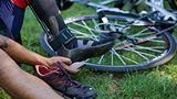 Happy Birthday Marines! Prosthetics allow wounded veteran to run triathlon. Dr. Sanjay Gupta reports for Everyday Health