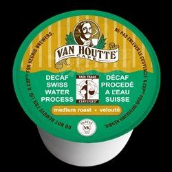 Van Houtte Swiss Water Decaf K-cup Coffee 24 Count - http://www.freeshippingcoffee.com/other/van-houtte-swiss-water-decaf-k-cup-coffee-24-count/ - #Other