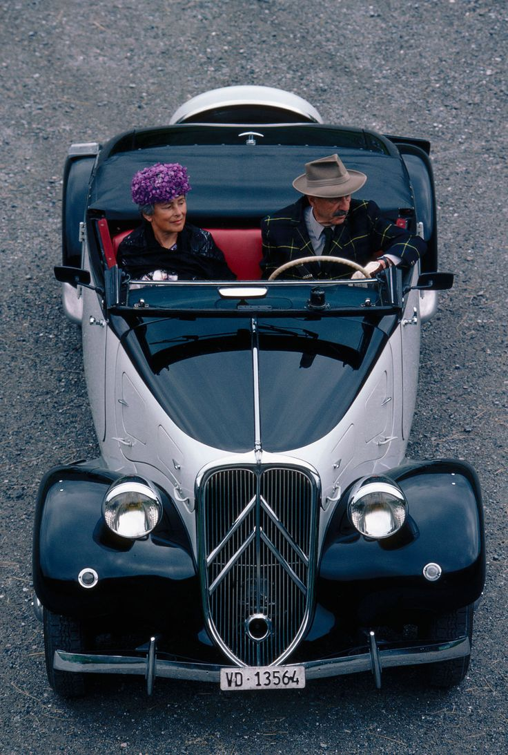 Citroen Traction Avant (1934-57)