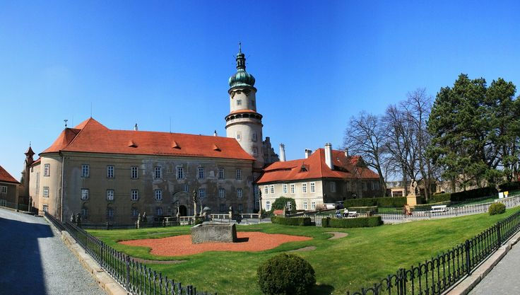 Castle Nove Mesto nad Metuji