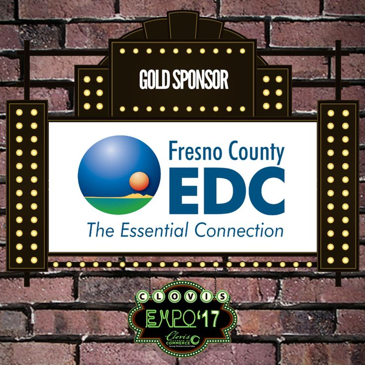 We would also like to share our gratitude for Clovis EXPO 2017 Gold Sponsor, Fresno County Economic Development Corporation. Thank you for your contribution!  Interested in being a vendor at the Clovis EXPO '17? Click here for more info: http://events.r20.constantcontact.com/register/event?oeidk=a07edyd6oow27bf039a&llr=jrwxtruab  #CE17 #Clovis