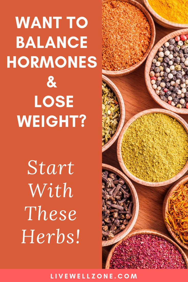 Herbs for weight loss 11 Adaptogens For Hormone Balance and Weight Loss