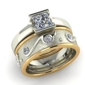 Custom Ring by Bauble Patch Jewelers in Comstock Park, Michigan:   http://www.baublepatchjewelers.com/#!custom-designs/c1y98