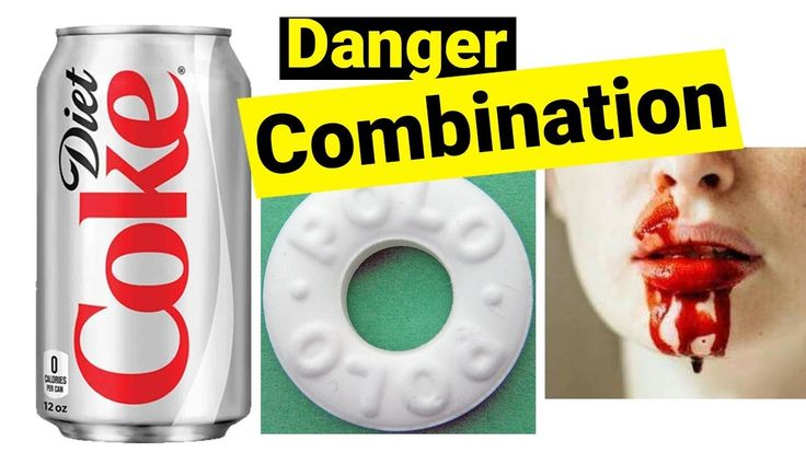 If You Drink This Your Life Will Be Danger | Diet Coke and Polo | Danger...