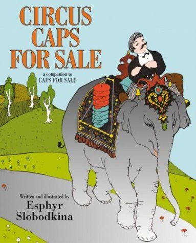 the sequel to Caps for Sale by the same author