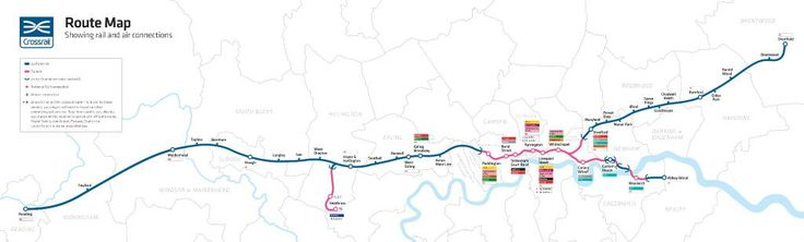 Crossrail will now run to Reading after the joint sponsors, the Department for Transport (DfT) and Transport for London (TfL), instructed Crossrail Limited to extend the route.