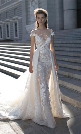 Berta  16-08 6: buy this dress for a fraction of the salon price on PreOwnedWeddingDresses.com #wedding #mybigday