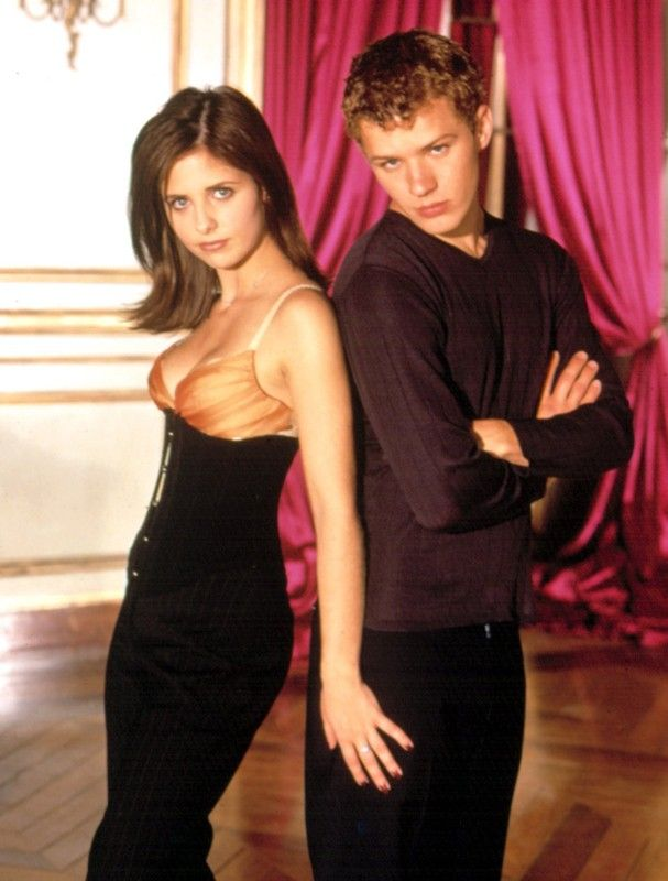 Kathryn Merteuil (S.M. Gellar) e Sebastian Valmont (R. Phillippe) nel film 'Cruel Intentions'